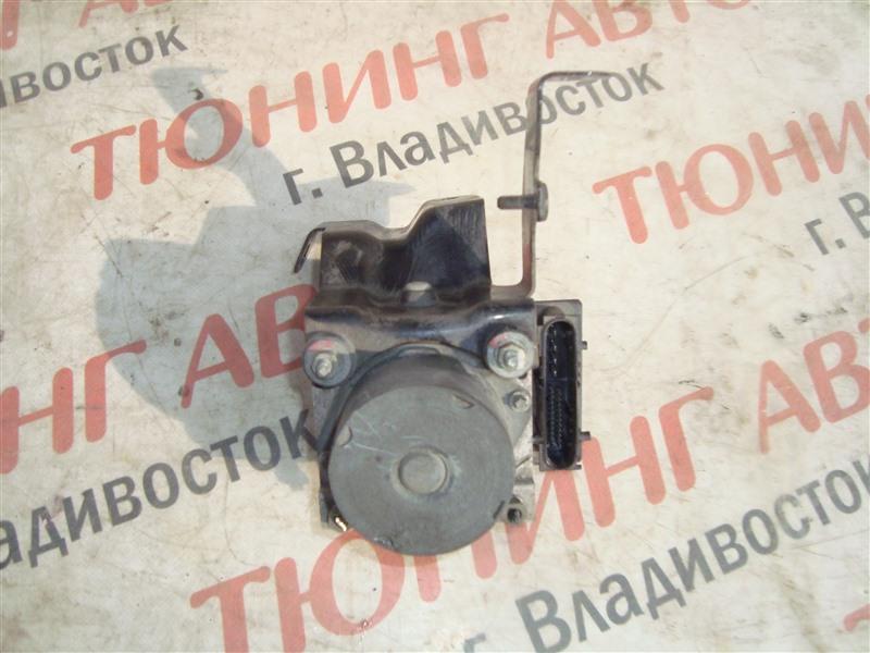 Блок abs Mitsubishi Colt Z27A 4G15T 2008 1385