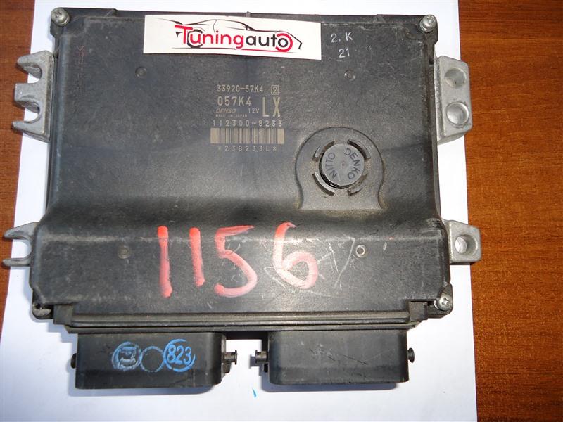 Блок управления efi Suzuki Swift ZC31S M16A 2008 1156 33920-57k4