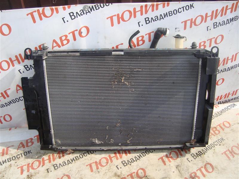 Радиатор основной Toyota Corolla Fielder NKE165 1NZ-FXE 2015 1377