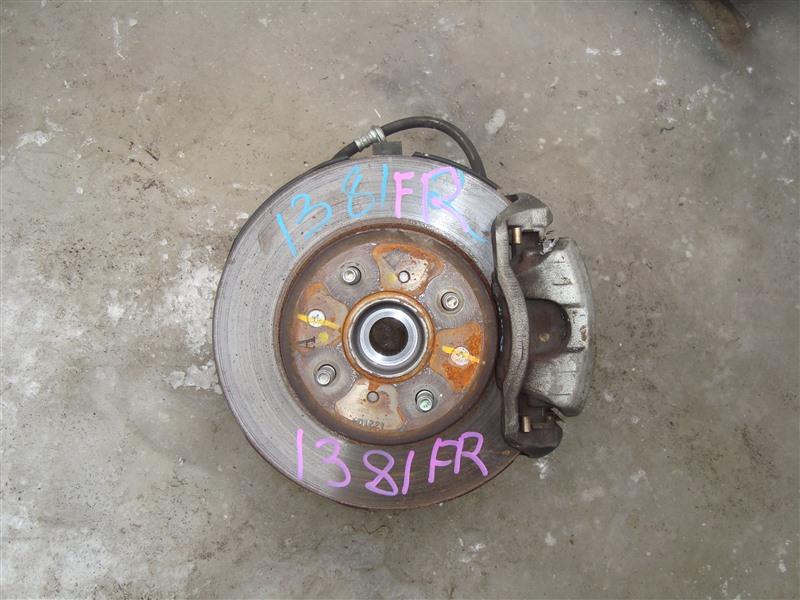 Ступица Honda Fit GE8 L15A 2011 передняя правая 1381