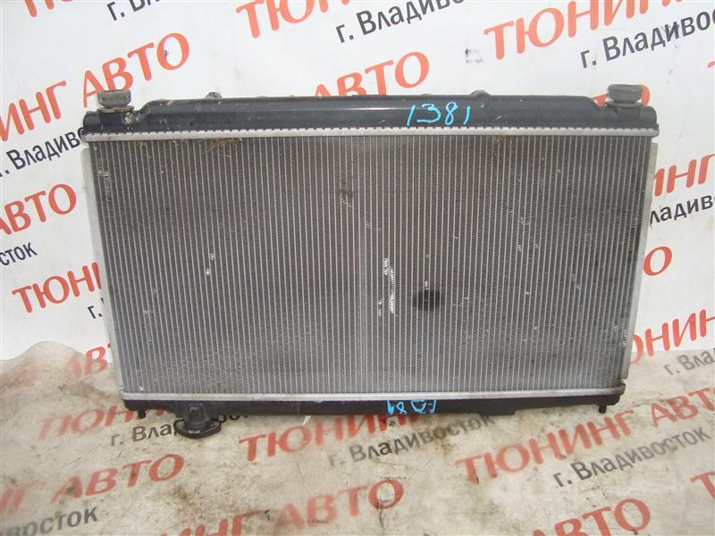 Радиатор основной Honda Fit GE8 L15A 2011 1381