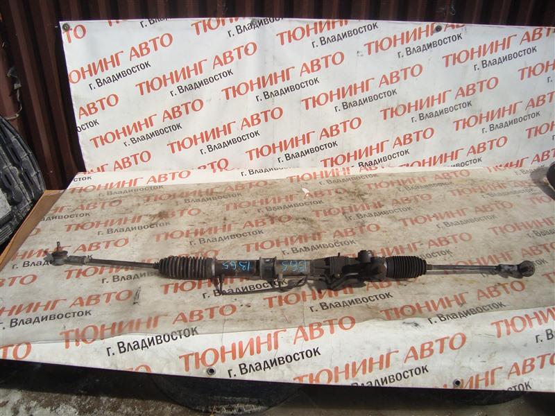 Рулевая рейка Mitsubishi Pajero Io H76W 4G93T 2004 1365