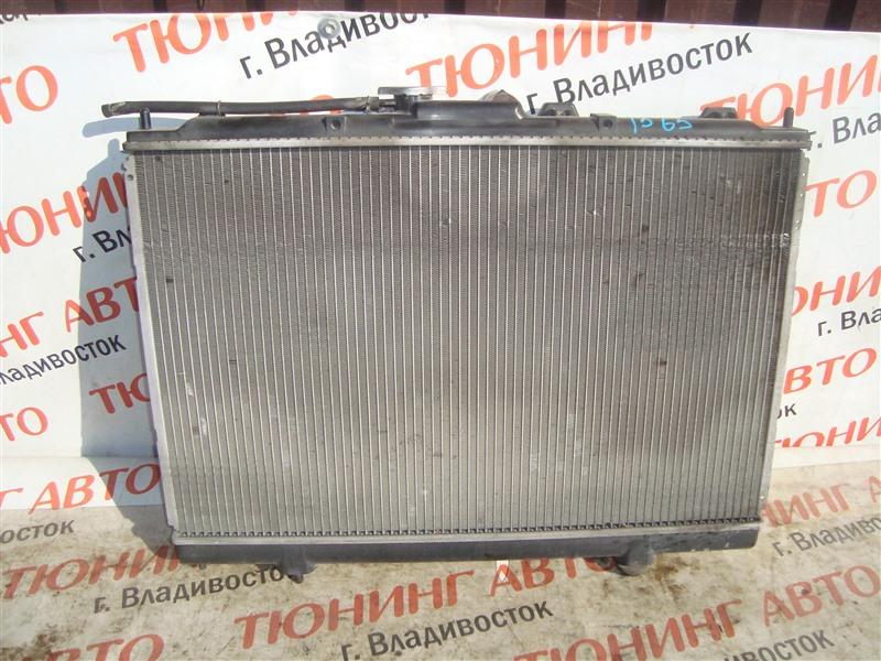 Радиатор основной Mitsubishi Pajero Io H76W 4G93T 2004 1365