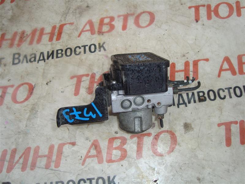 Блок abs Honda Fit Aria GD9 L15A 2006 1373
