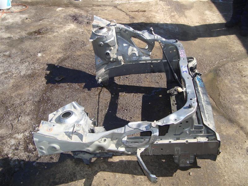 Лонжерон Honda Fit Aria GD8 L15A 2006 передний правый серый nh691m 1373