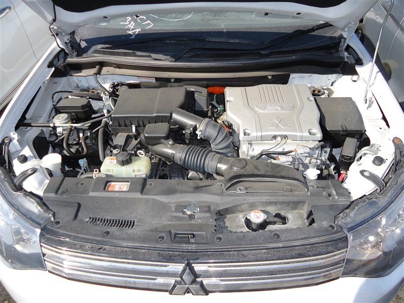 Акпп Mitsubishi Outlander GG2W 4B11 2014 f1eka 1386