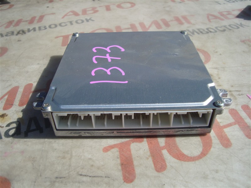 Блок управления efi Honda Fit Aria GD9 L15A 2006 1373 37820-reb-j51