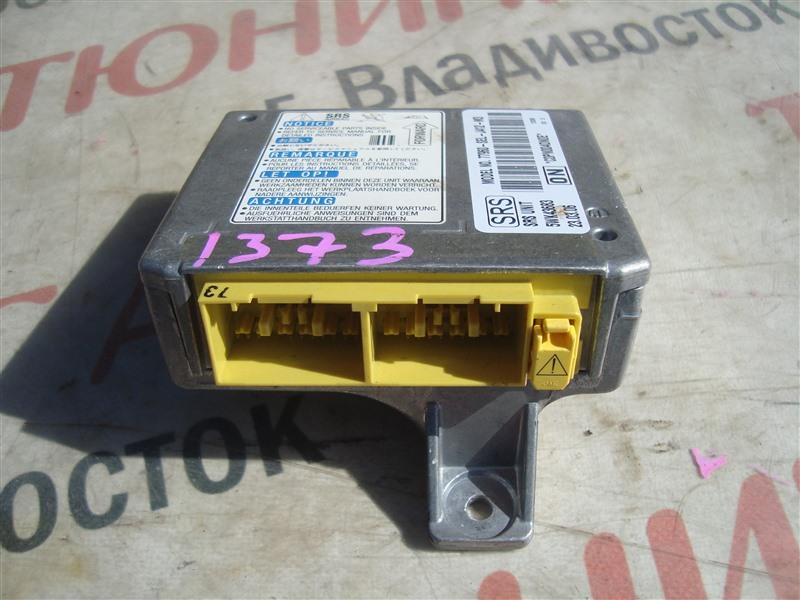 Блок srs Honda Fit Aria GD6 L15A 2006 1373 77960-sel-j412-m3