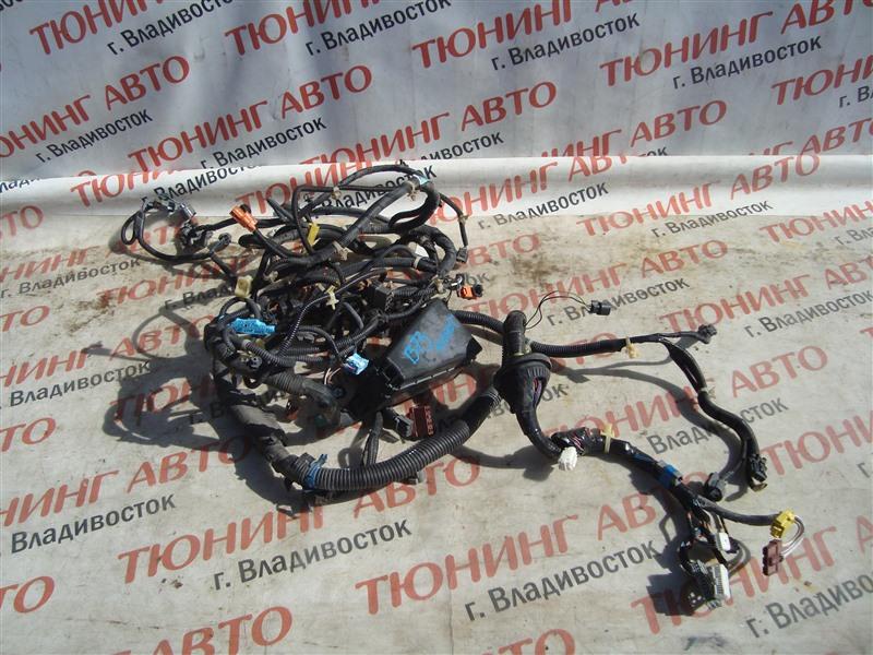 Коса под капот Honda Fit Aria GD9 L15A 2006 1373