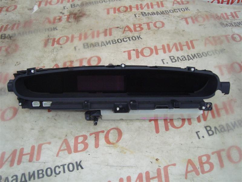 Спидометр Toyota Prius ZVW30 2ZR-FXE 2012 1388 83800-47870