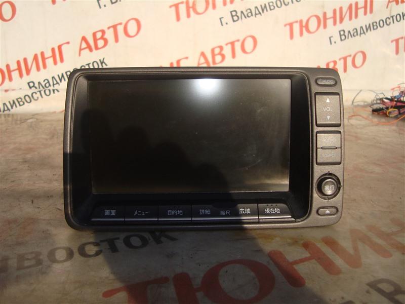 Монитор Honda Civic FD3 LDA 2009 1375 39540-snb-j02