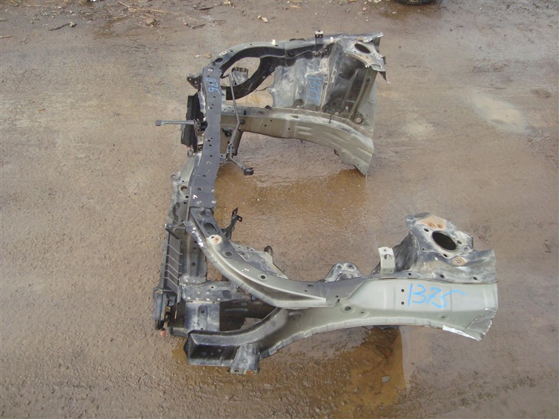 Лонжерон Honda Civic FD1 LDA 2009 левый черный nh731p 1375
