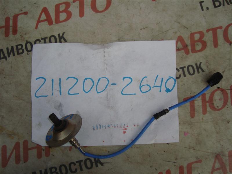 Датчик кислородный Honda Civic FD3 LDA 2009 1375 211200-2640