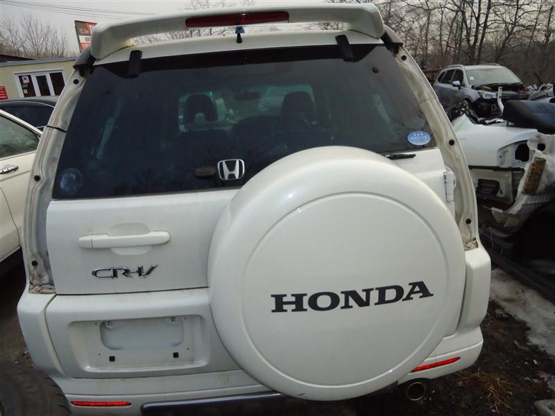 Дверь 5-я Honda Crv RD7 K24A 2005 белый nh624p 1387