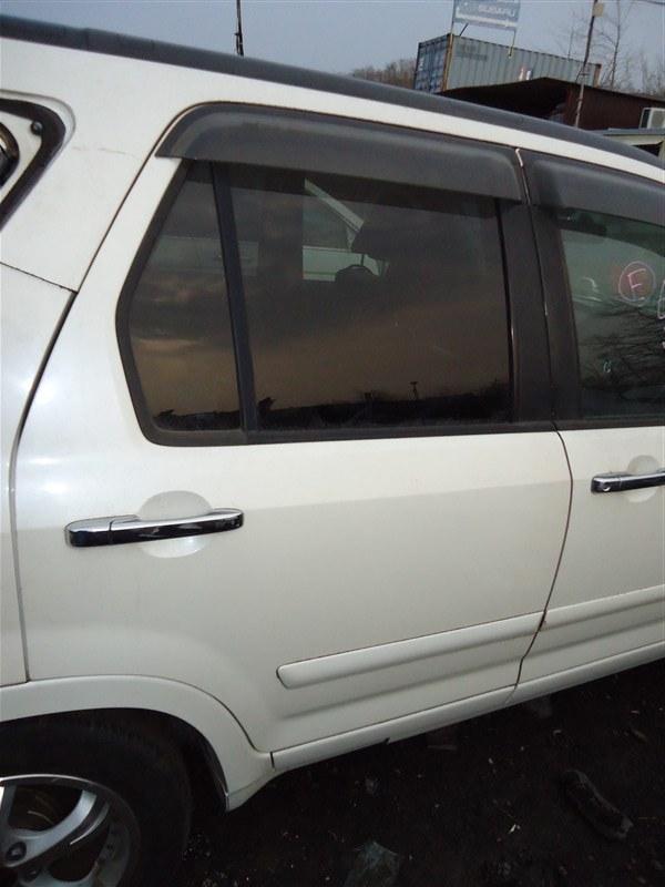 Дверь Honda Crv RD7 K24A 2005 задняя правая белый nh624p 1387