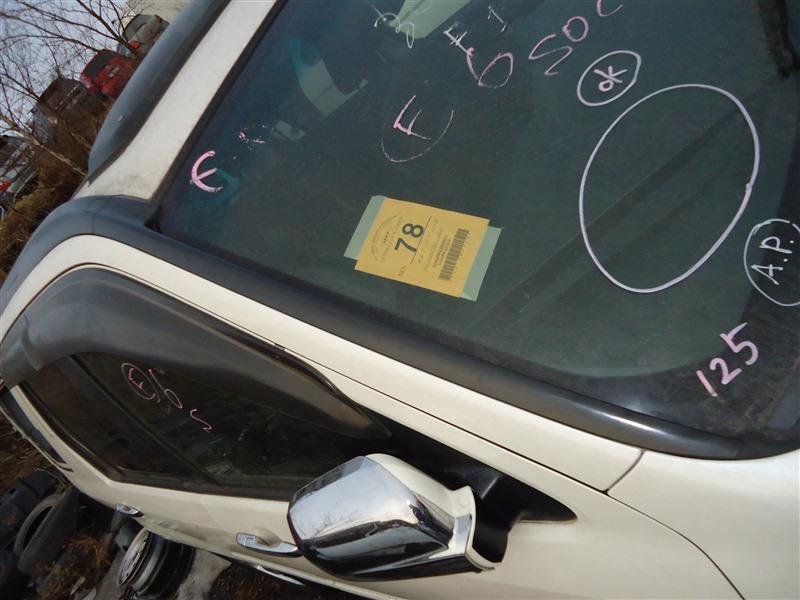 Молдинг лобового стекла Honda Crv RD7 K24A 2005 правый 1387