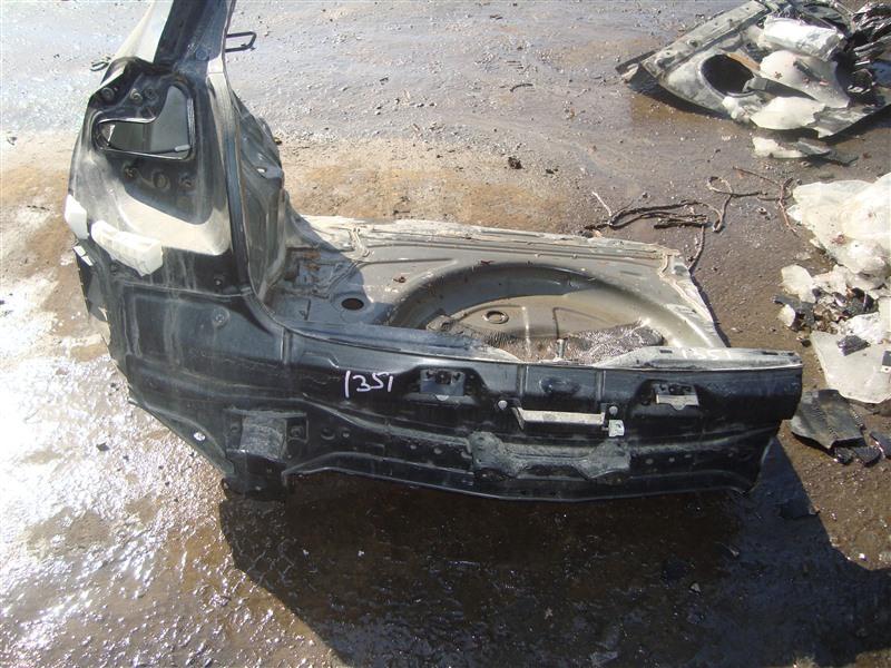 Тазик железный Toyota Blade GRE156 2GR-FE 2007 черный 209 1351