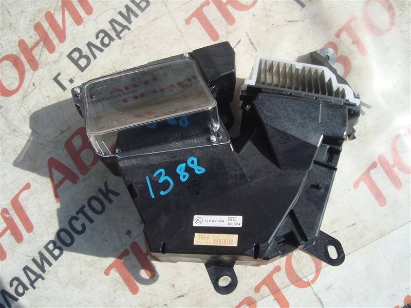 Проектор спидометра Toyota Prius ZVW30 2ZR-FXE 2012 1388 83108-47010