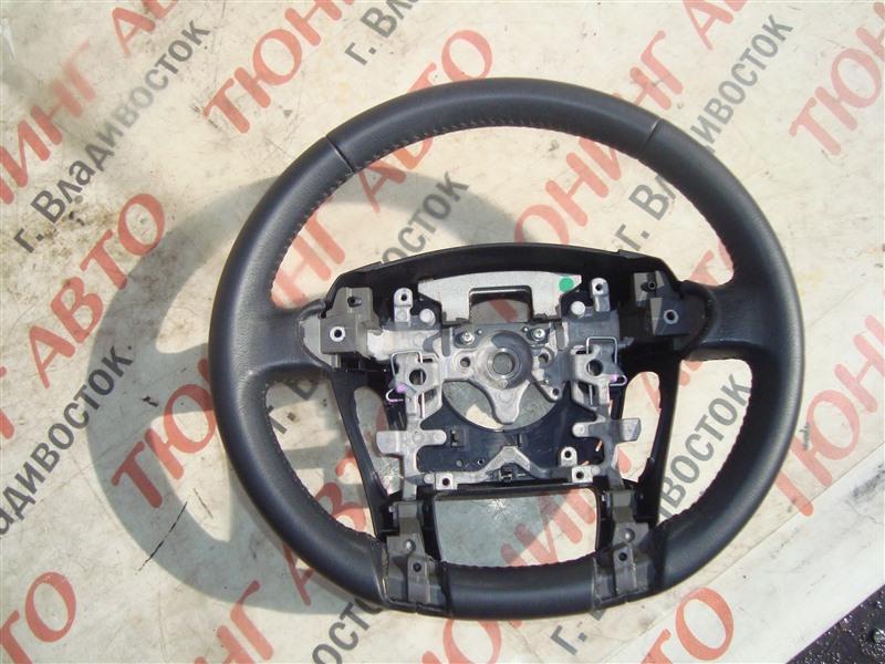Руль Toyota Prius ZVW30 2ZR-FXE 2012 1388т