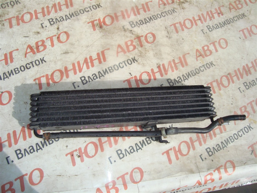 Радиатор автомата Mitsubishi Outlander GG2W 4B11 2014 1386