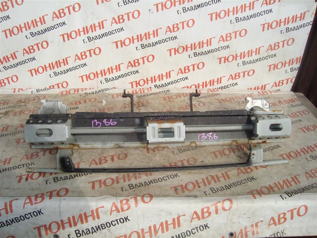 Жесткость бампера Mitsubishi Outlander GG2W 4B11 2014 передний 1386