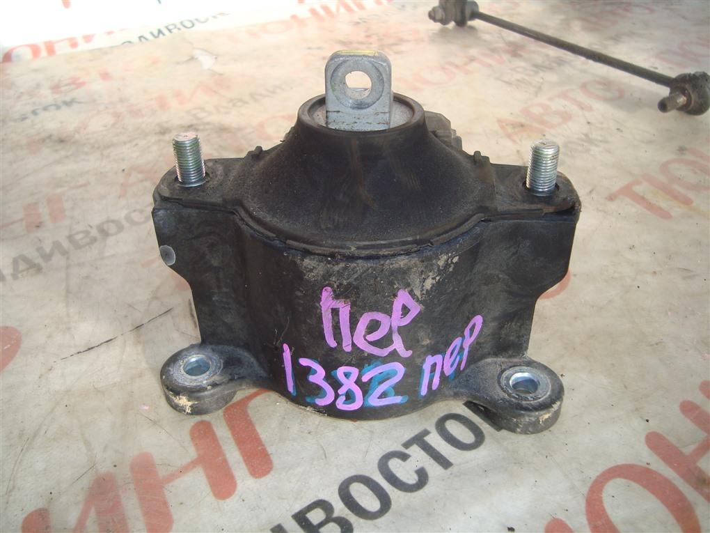 Подушка двигателя Honda Accord CR6 LFA 2014 передняя 1382
