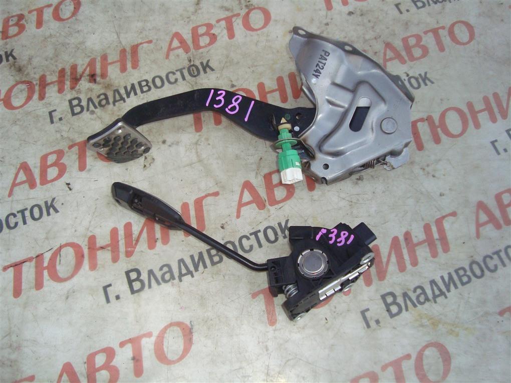Педали Honda Fit GE8 L15A 2011 1381