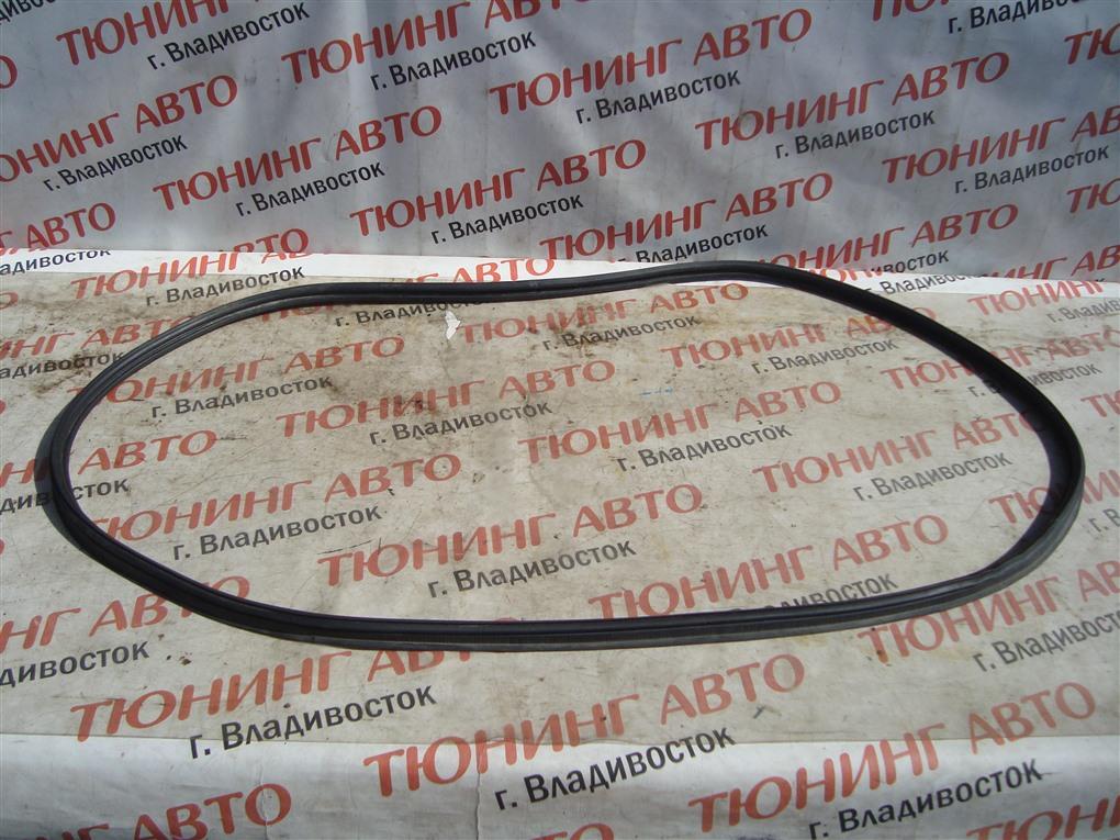 Уплотнительная резинка багажника Honda Fit GE8 L15A 2011 1381