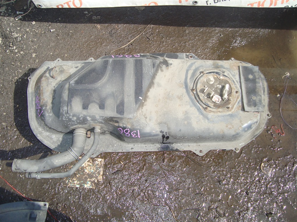 Бензобак Mitsubishi Outlander GG2W 4B11 2014 1386