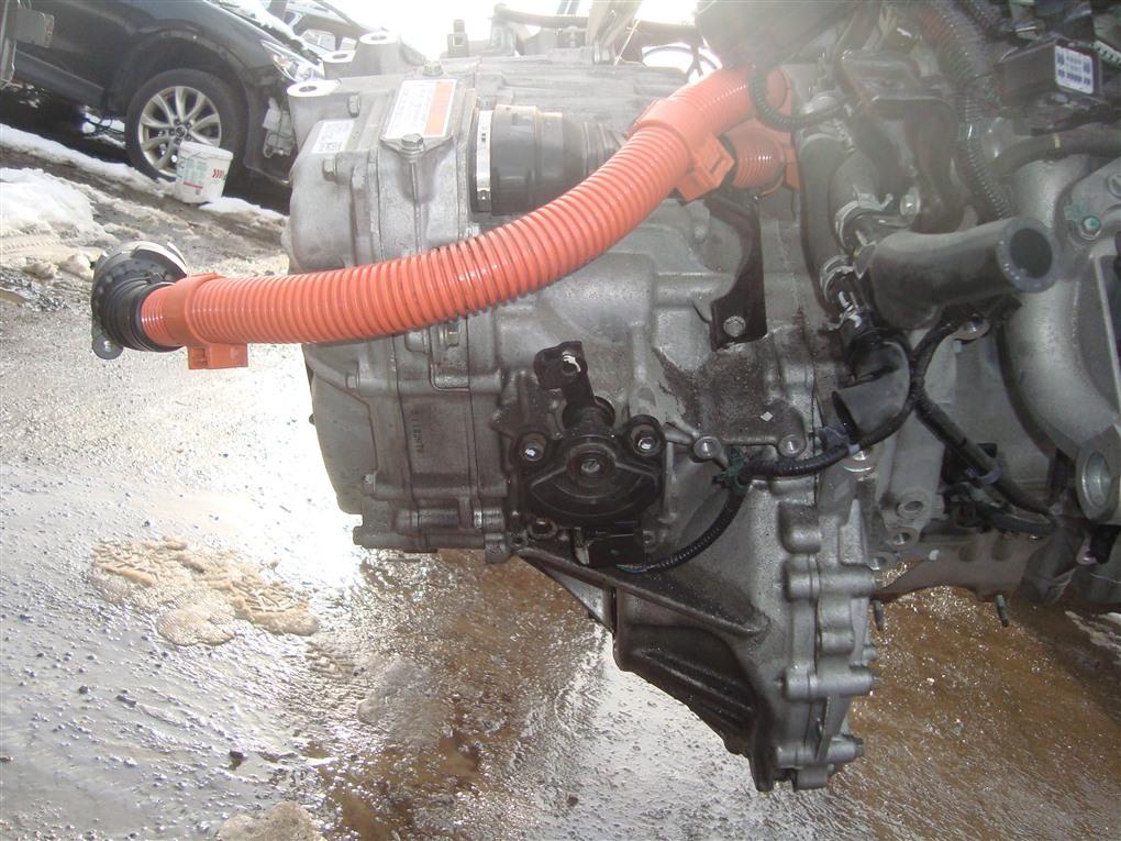 Акпп Honda Accord CR6 LFA 2014 mf8 1382