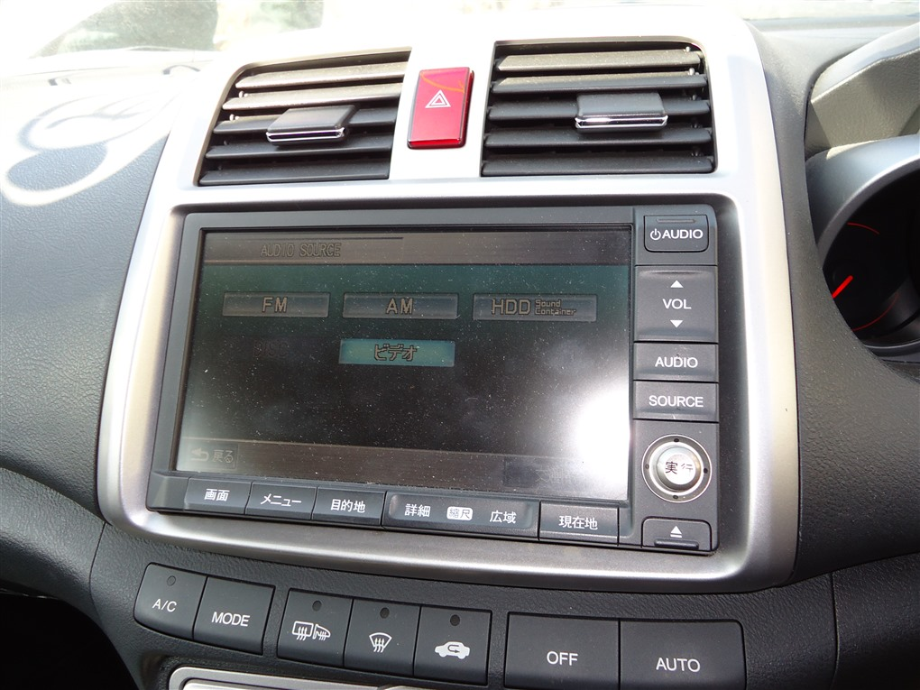 Магнитофон Honda Airwave GJ1 L15A 2008 39540-sla-j02 1389