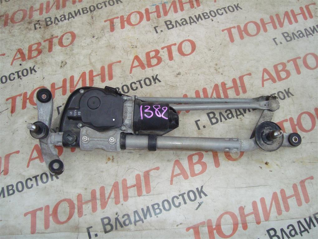 Мотор дворников Honda Accord CR6 LFA 2014 1382