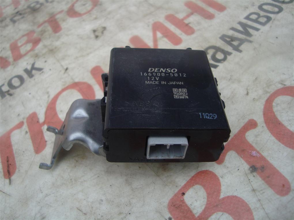Электронный блок Honda Accord CR6 LFA 2014 1382 166900-5012