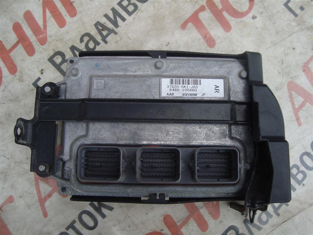 Блок управления efi Honda Accord CR6 LFA 2014 1382 37820-5k1-j65