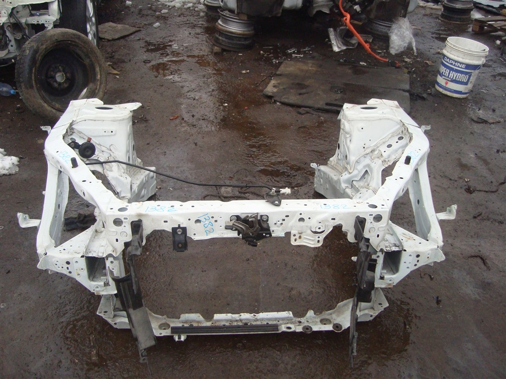 Телевизор Honda Accord CR6 LFA 2014 белый nh788p 1382