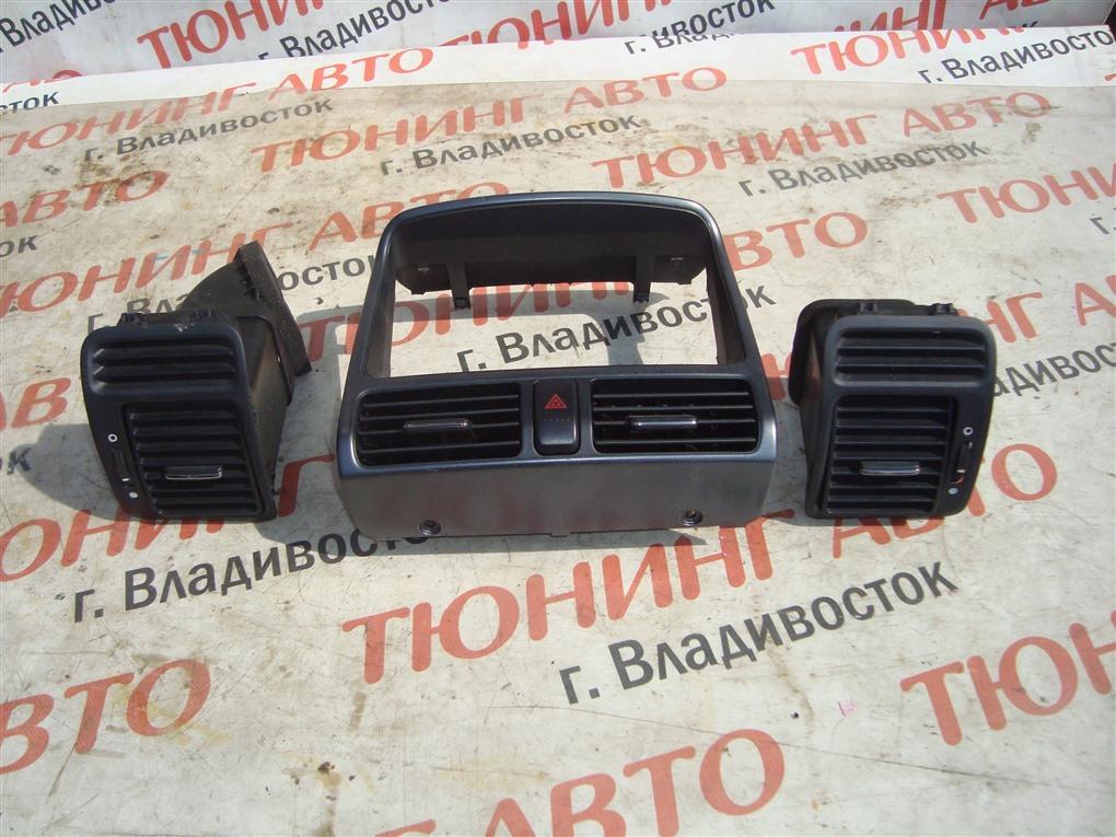 Консоль магнитофона Honda Crv RD7 K24A 2005 1387