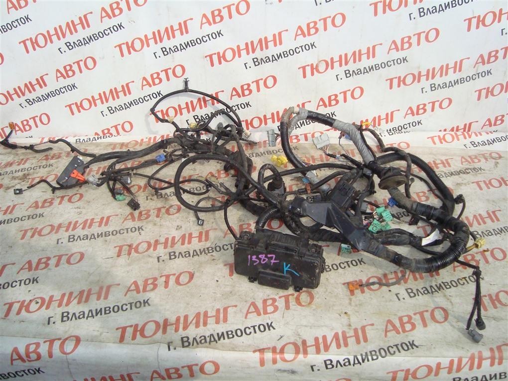 Коса под капот Honda Crv RD7 K24A 2005 1387