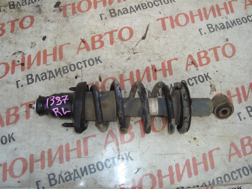 Стойка Honda Crv RD7 K24A 2005 задняя левая 1387