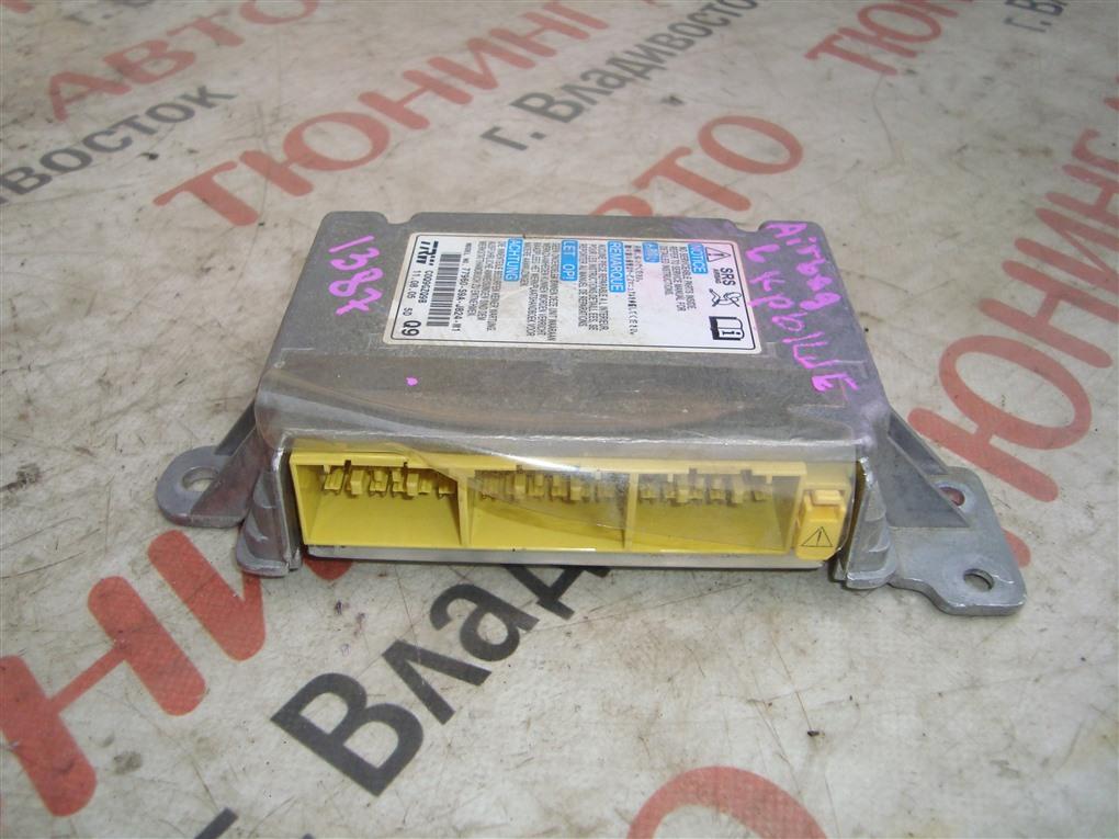 Блок srs Honda Crv RD7 K24A 2005 1387 77960-s9a-j824-m1