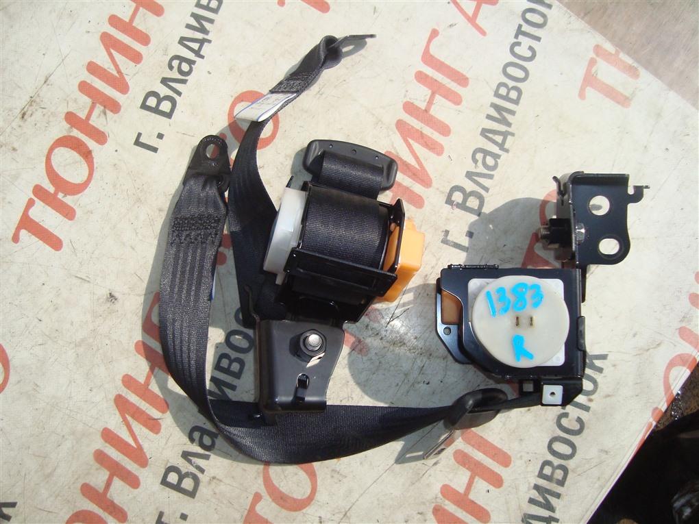 Ремень безопасности Mazda Cx-5 KE2AW SH-VPTS 2012 задний правый 1383