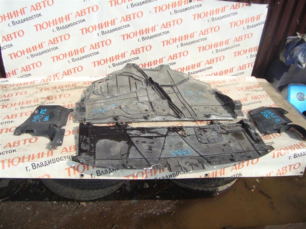 Защита двигателя Mazda Cx-5 KE2AW SH-VPTS 2013 1383