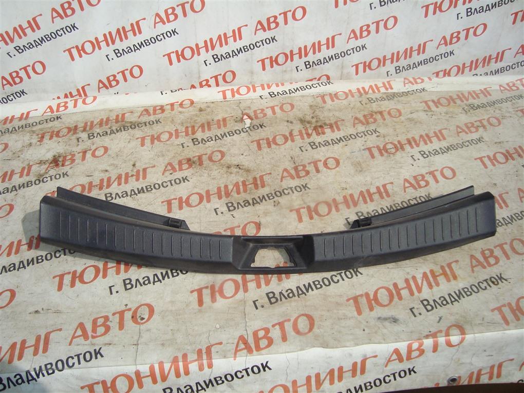 Накладка замка багажника Mazda Cx-5 KE2AW SH-VPTS 2013 1383
