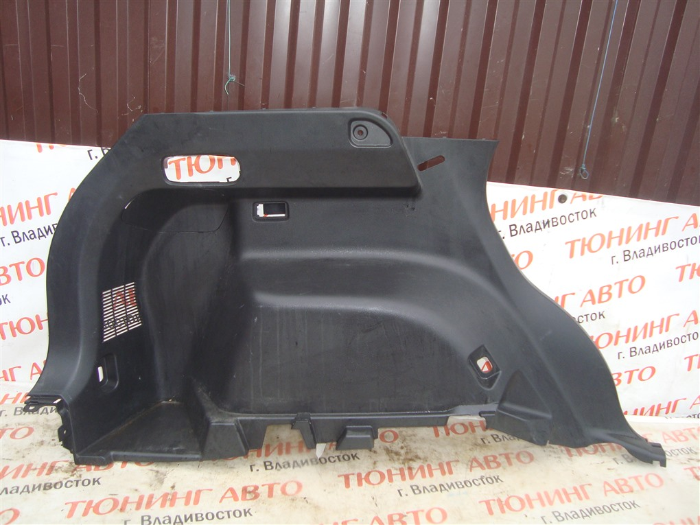 Обшивка багажника Mazda Cx-5 KE2AW SH-VPTS 2013 задняя левая 1383