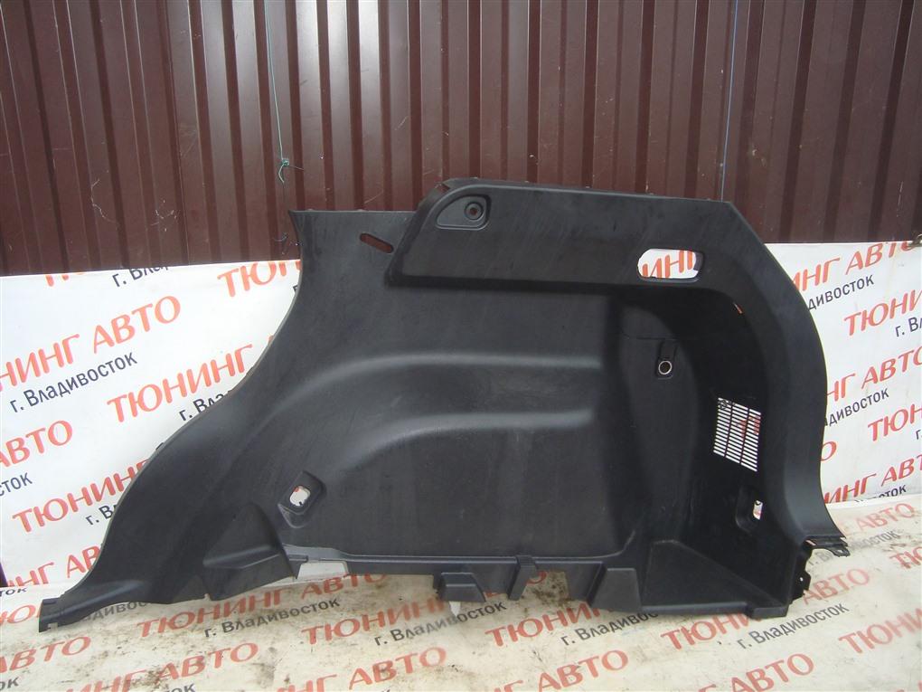 Обшивка багажника Mazda Cx-5 KE2AW SH-VPTS 2013 задняя правая 1383