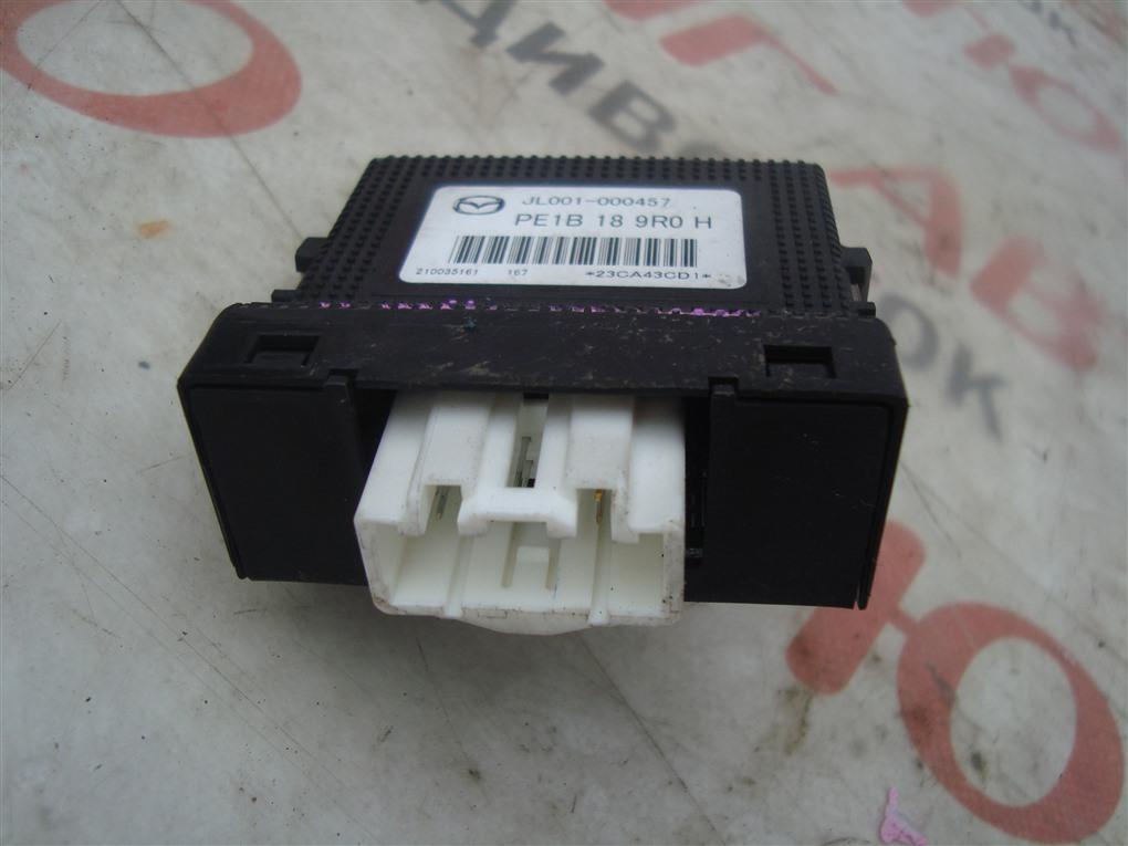 Электронный блок Mazda Cx-5 KE2AW SH-VPTS 2013 1383 pe1b189r0h