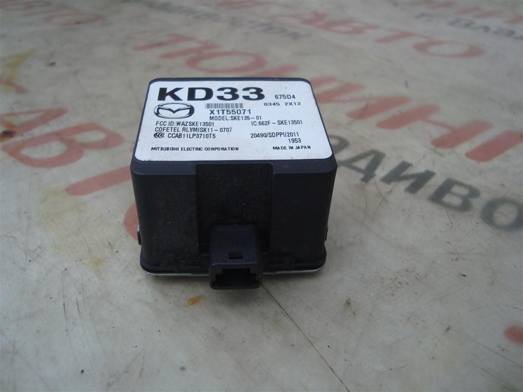 Электронный блок Mazda Cx-5 KE2AW SH-VPTS 2013 kd33675d4 1383