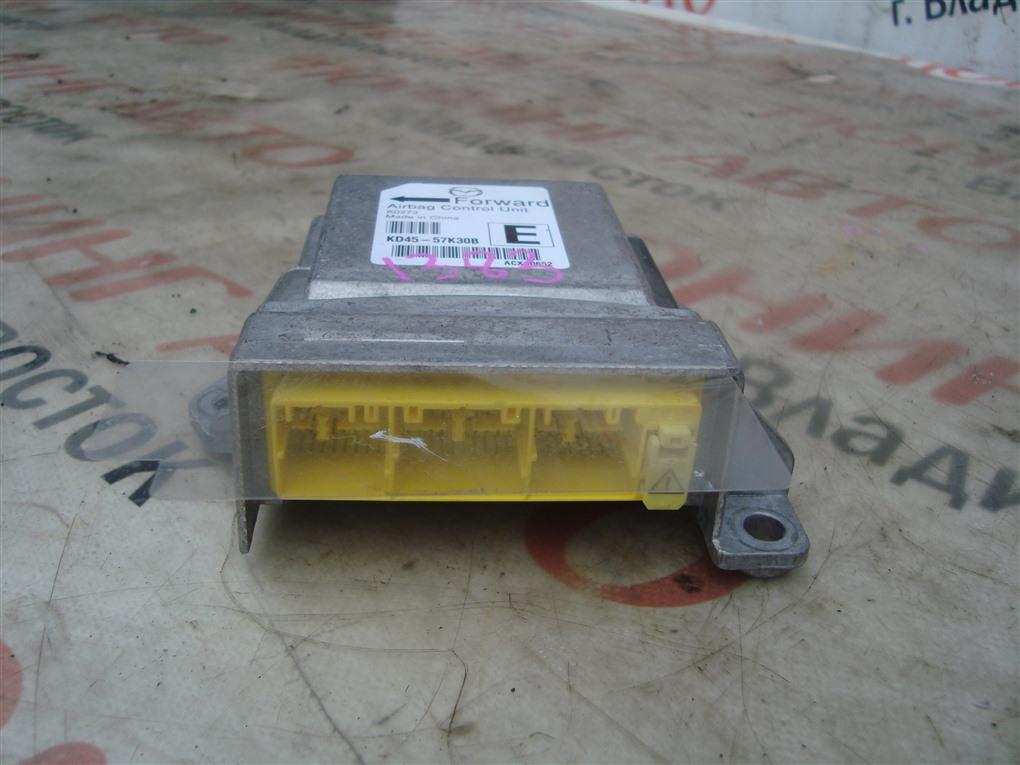 Блок srs Mazda Cx-5 KE2AW SH-VPTS 2013 1383 kd45-57k30b