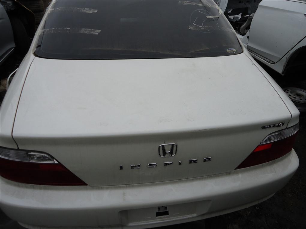 Крышка багажника Honda Inspire UA5 J32A 2003 белый nh603p 1390