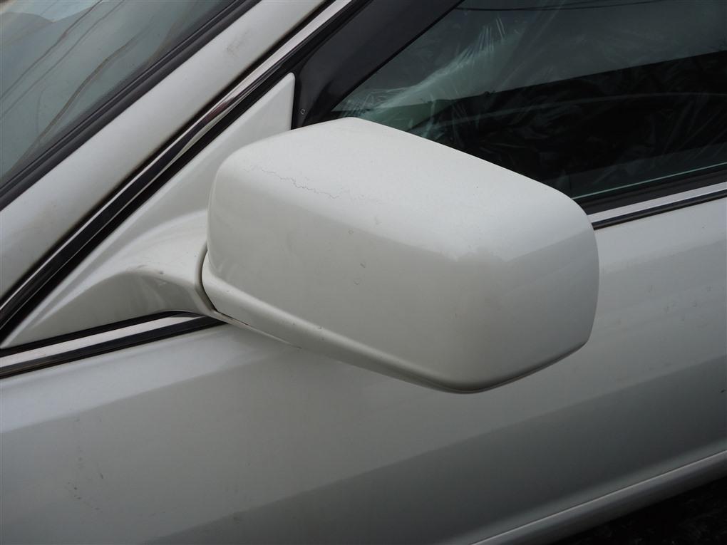Зеркало Honda Inspire UA5 J32A 2003 правое белый nh603p 1390