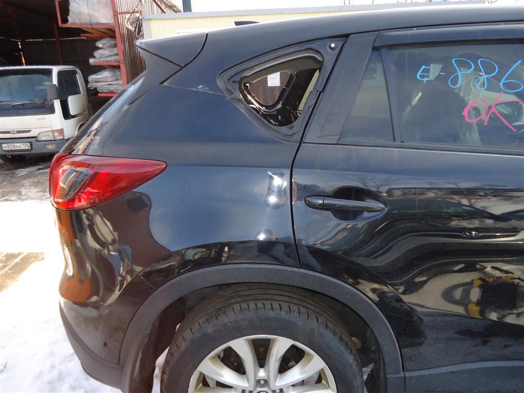 Крыло Mazda Cx-5 KE2AW SH-VPTS 2013 заднее правое 1383